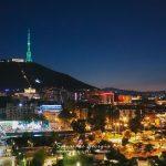เดินทางจากสนามบินเข้าตัวเมือง Tbilisi