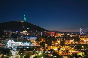 Night in Tbilisi