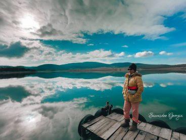 ทะเลสาบ จอร์เจีย