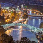 Tbilisi ติดอันดับ 3 จุดหมายปลายทางที่ดีที่สุดในยุโรป ปี 2020