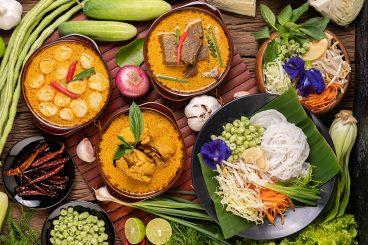 Thai restaurant in Tbilisi